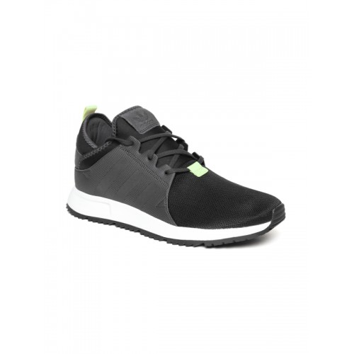 low priced a6eed 02fb9 Buy Adidas Originals Men Black X_PLR SNKRBOOT Sneakers ...