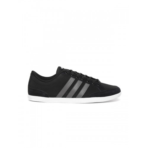 Gran universo Independientemente tema  Buy Adidas Caflaire Black Sneakers online | Looksgud.in