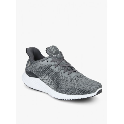 89e78499f Buy Adidas Alphabounce Hpc Ams M Grey Running Shoes online ...