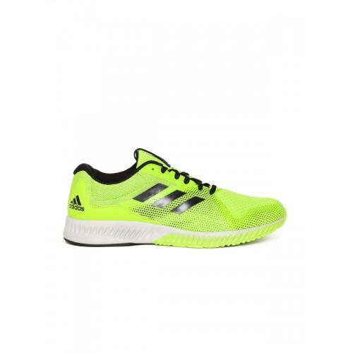 Adidas Aerobounce Racer Green Running Shoes