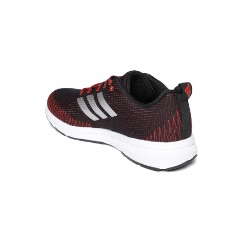 ADIDAS NAYO 1.0 M Running Shoes For Men(Red, Black)
