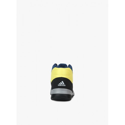 Adidas Glissade Mid Blue Outdoor Shoes