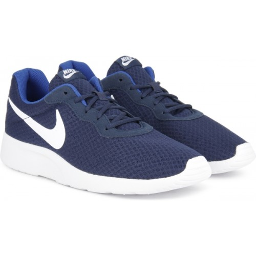 e3f5903f2652 ... sweden nike tanjun white navy blue sneakers for fa9a4 5a94b