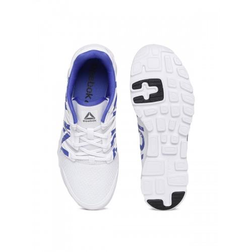 7a8febee87a Buy Reebok Men White Ultra Speed 2.0 Running Shoes online