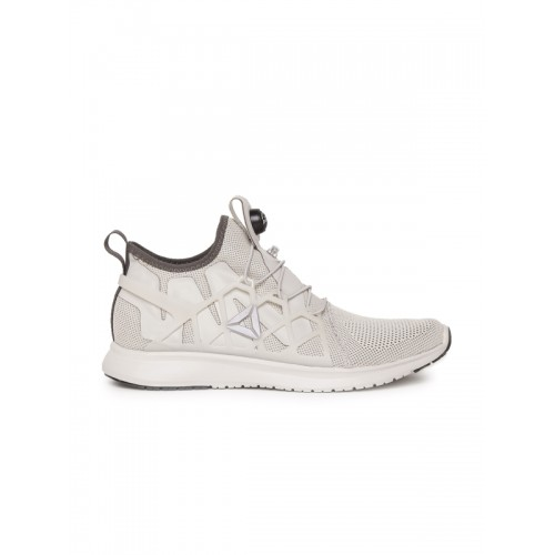 41918831a443d4 Buy Reebok Pump Plus Cage Grey Running Shoes online