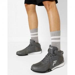 Fila DYNAMO Training & Gym Shoes For Men(Grey)