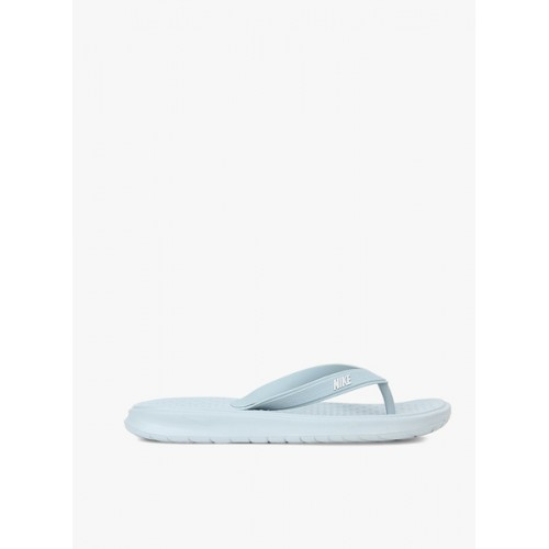 Nike Sky Blue Solay Thong Slippers
