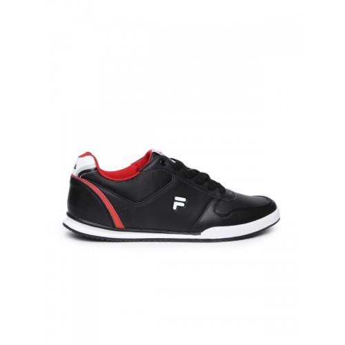 FILA Men Black ADAMO 2 Sneakers