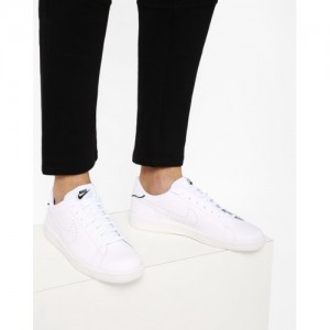 NIKE Patent Leather Tennis Sneakers