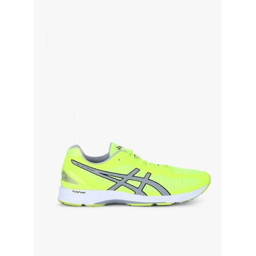 ad295fd27e607 ... ASICS Men Fluorescent Green GEL-DS TRAINER 23 Running Shoes ...
