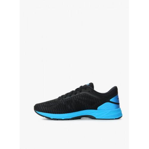 5c0d251d01 Buy Asics Dynaflyte 2 Black Running Shoes online | Looksgud.in
