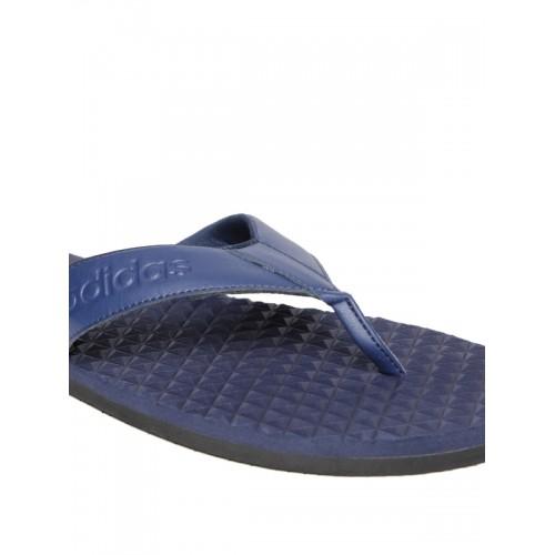 f3ea893d2eb0 Buy Adidas Men Navy JIB Solid Thong Flip-Flops online