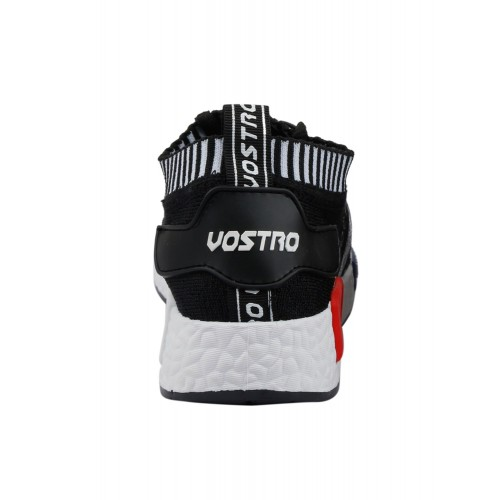 Vostro black tpr sport shoes