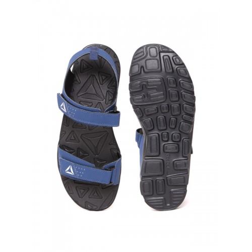 c73e405ccc93d3 Buy Reebok Navy Royal Flex Sports Sandals online