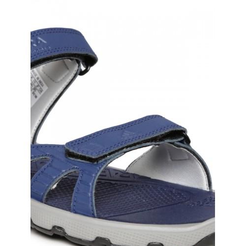 b99773f6f540b Buy Adidas Men Blue TERRA 17 Sports Sandals online