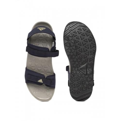 b99b2ca99d5 Buy Adidas Men Navy Hoist Sports Sandals online