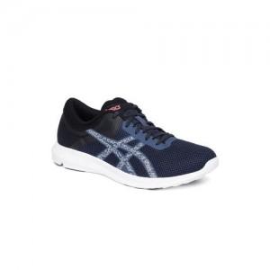Asics  Nitrofuze 2  Navy Blue Running Shoes