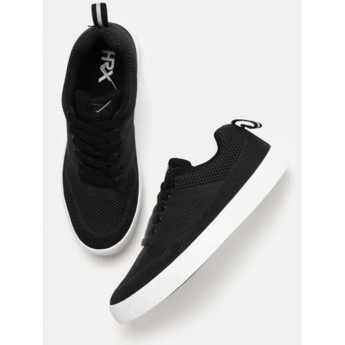 78777e866 Buy HRX by Hrithik Roshan Men Charcoal Grey Sneakers online ...