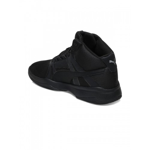 Puma Rebound Street Evo Black Sneakers