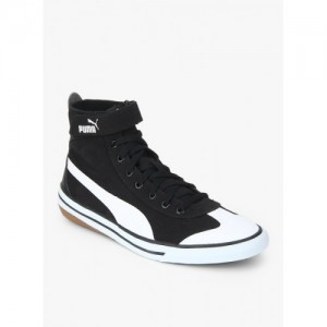Puma 917 Fun Mid Idp Black Sneakers