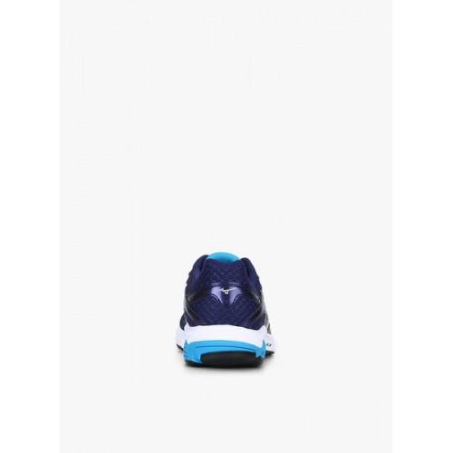 MIZUNO Wave Impetus 4 Navy Blue Running Shoes