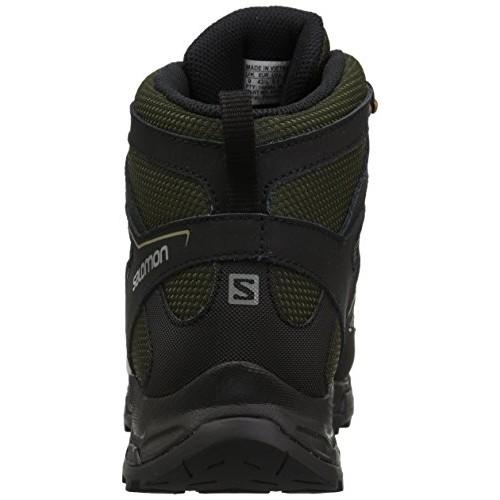 e831fc26fbe Buy Salomon Men s Pathfinder Mid CSWP M Walking Shoe online ...