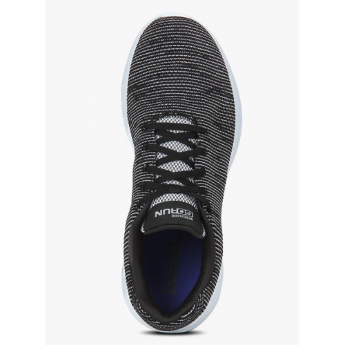 Skechers Go Run 600 - Obtain Black Running Shoes