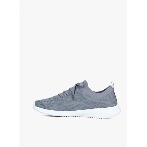 Skechers Elite Flex- Ibache Grey Running Shoes