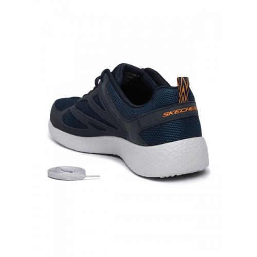 Buy Skechers Men Navy Burst Casual Shoes online | Looksgud.in