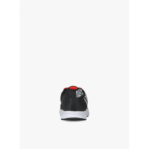 Reebok Run Voyager LP Black & White Running Shoes