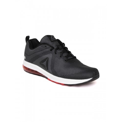 94f888446aa2 Buy Reebok Men Black Jet Dashride 6.0 Running Shoes online