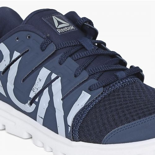 Reebok Men Navy Blue Ultra Speed 2.0 Running Shoes