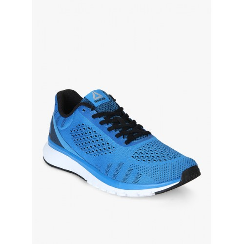 Buy Reebok Print Smooth Ultk Blue Running Shoes online  892edc4c6