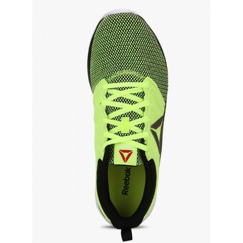 Reebok Zstrike Run Se Green Running Shoes
