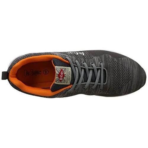 Lee Cooper Grey Running Shoes