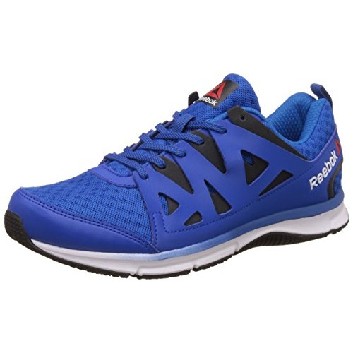 Reebok Rbk Run Supreme 3.0 Blue Mesh Running Shoes