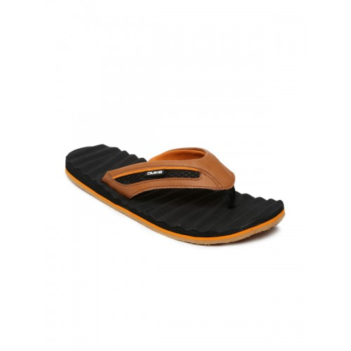 Duke Men's Flip Flops Thong Sandals