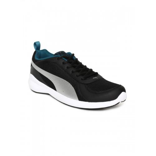 e5ebd997ebd Buy Puma Men Black Zenith IDP IDP Running Shoes online ...