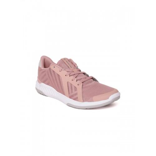 Buy Reebok Women Dusty Pink Everchill 2.0 Training Shoes online ... f70ed5255
