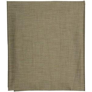 Arvind Mafatlal Men's Brown Cotton Trouser Fabric