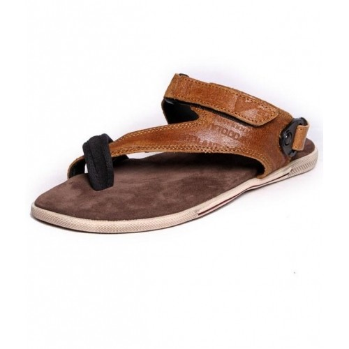 f22418a9eeb83 Buy Woodland Camel Casual Sandals For Men online   Looksgud.in