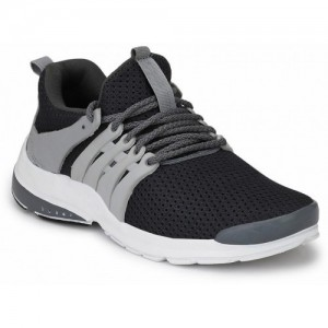 Clymb Mapro Grey Running Sports Shoes