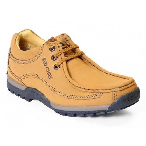 ddba66077d Buy Red Chief Rust Men Outdoor Casual Leather Shoes (RC2104 022) online