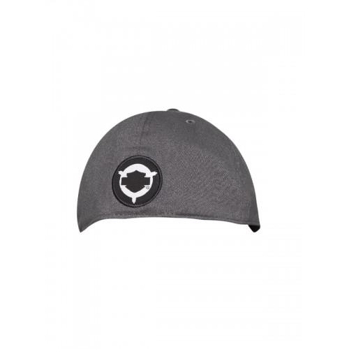 0808577c354 Buy Harley-Davidson Men Charcoal Grey   Black Solid Baseball Cap ...