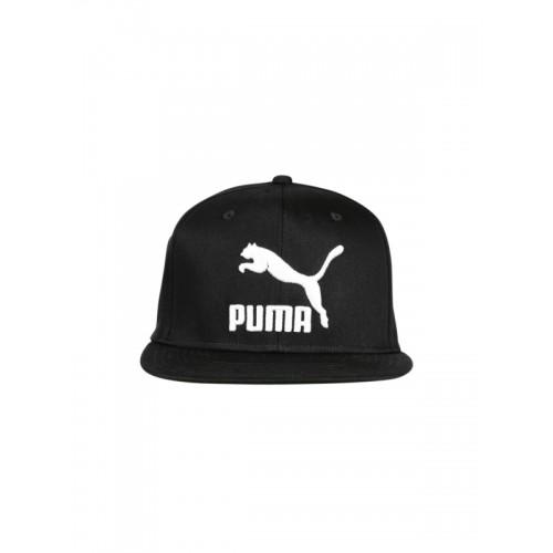 c91b405d4bb Buy PUMA Unisex Black LS ColourBlock SnapBack Cap online ...