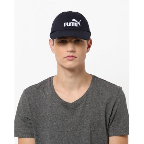 save off 3cf53 2940b ... Puma Baseball Cap with Branding ...