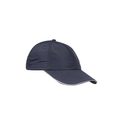 HRX by Hrithik Roshan Navy Blue Solid Cap
