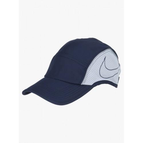 Buy Nike Arobill Elite Running Navy Blue Cap online  8c7bd5c72