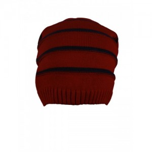 FabSeasons Unisex Red Solid Beanie