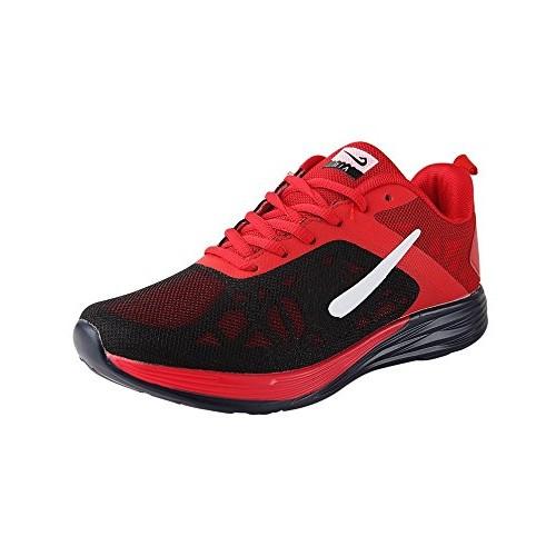 3b67377bb9f Buy Vir Sport Air Red Men S Running Shoes online